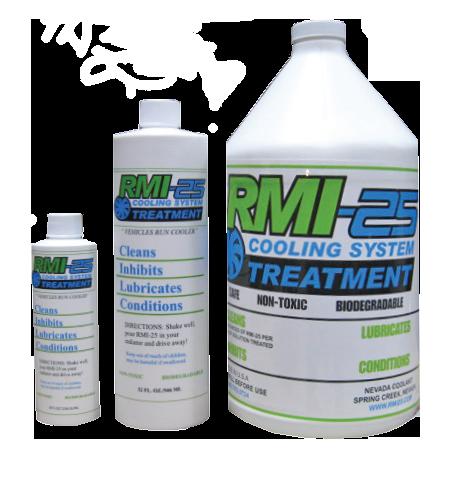 Bottles of RMI-25